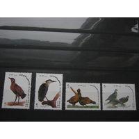 Марки - Иран фауна птицы 1994