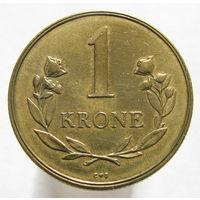 Гренландия 1 крона 1957
