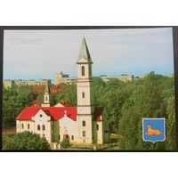 Беларусь Гомель герб 2005 костёл Рождества Богородицы религия