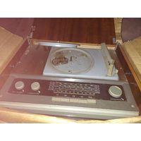 Радиола Рекорд - 69 Иркутск (СССР)