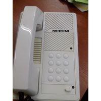 Телефонный аппарат Интеграл ТА 200 ,бездисковый