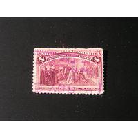США 1892 Колумб и Изабелла (4)
