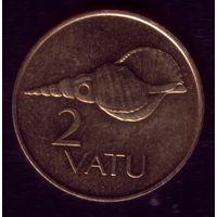 2 вату 2002 год Вануату