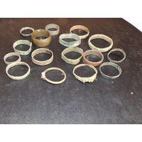 Кольца и перстеньки старинные