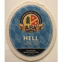 Подставка под пиво ABK /Германия/