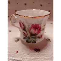 """Чашка из коллекции """"Бабушкина роза"""" от Hammersley, Англия"""