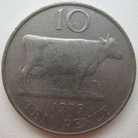 Гернси 10 пенсов 1979 г. (g)