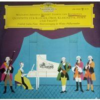 W. A. Mozart/L. V. Beethoven /Quintette/1964, DG, LP, EX, Germany