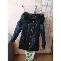 Куртка Пуховик зимний размер 44-46