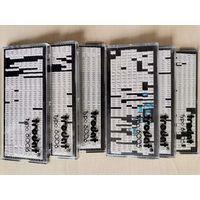 Буквы для само наборного штампа trodat 6006 и 6005