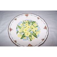 Тарелка Royal Albert Primroses The Queen Mothers Favorite Flowers 21,5см