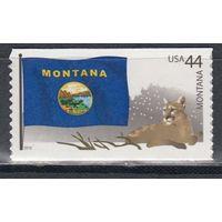 Штат Монтана. Арт:75