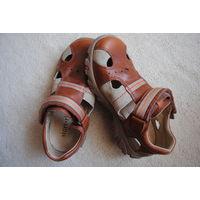 Летние кожаные туфли 27 размера Start-rite