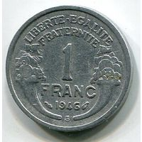 ФРАНЦИЯ - ФРАНК 1946
