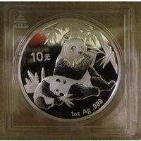 10 юаней 2007 Панда c 1 руб без МЦ!