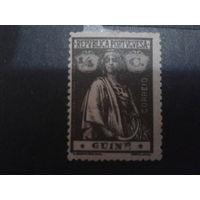 Гвинея Португальская 1914 Колония стандарт