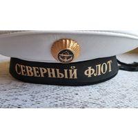 """Бескозырка морской пехоты """"Северный флот"""""""