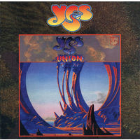Yes - Union (1991, Audio CD, +2 бонус-трэка)