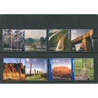 Австралия. Мировые достопримечательности под охраной ЮНЕСКО