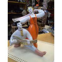 Танцоры, Полонное, 16 см.
