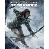 Мир игры Rise of the Tomb Raider. Артбук