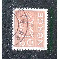 Марка Норвегии. Дата выпуска:1962-12-05