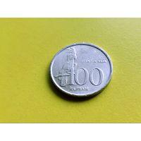 Индонезия. 100 рупий 1999. (1).