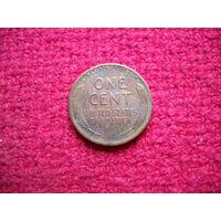 США 1 цент 1926 г.
