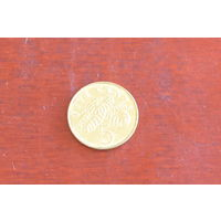 Сингапур 5 центов 2007