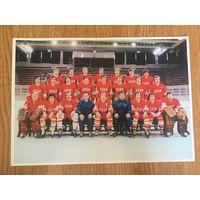 Фото Хоккей СССР 1982