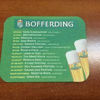 Подставка под пиво Bofferding