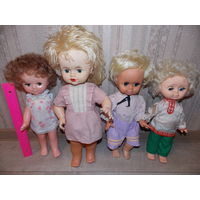 Куклы СССР по 20 р за 1 шт