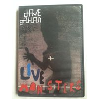 РАСПРОДАЖА DVD! DAVE GAHAN - LIVE MONSTERS