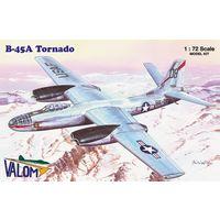 North American B-45A Tornado  (US AF)  1/72 Valom 72120