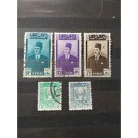 1946 Старенькая Сирия президент герб (4-9)