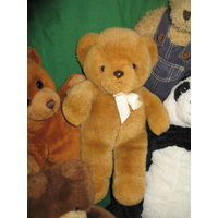Пять плюшевых медведей. Только вместе.