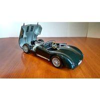 РАРИТЕТ ОТ АВТОАРТ!!! Autoart Jaguar 120C C-type 1:18 Ягуар