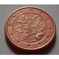1 евроцент, Германия 2008 A
