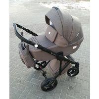Детская коляска Adamex Luciano 2 в 1 (люлька+прогулка)