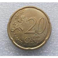 20 евроцентов 2014 Латвия #02
