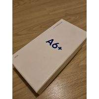 Смартфон samsung A6+ розовое золото