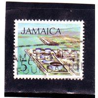 Ямайка.Ми-349.Нефтеперерабатывающий завод. 1972.