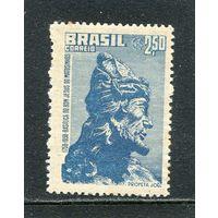 Бразилия. Алейжадиньо, бразильский скульптор