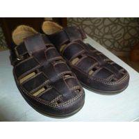 Мужские туфли-босоножки Clarks