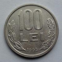 Румыния 100 леев. 1995