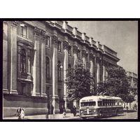 1954 год Киев Драмтеатр Леси Украинки