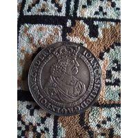 Монета 1661 года