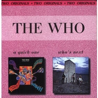 The Who - A Quick One'66 & Who's Next'71