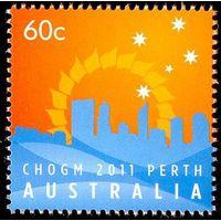 Австралия КПД НОМИНАЛ Содружество астрономия Южный Крест созвездия