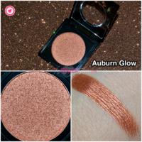 ТЕНИ для век Fashionista Eyeshadow оттенок Auburn Glow 40